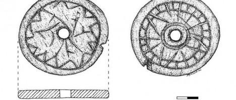 Drewniany dysk